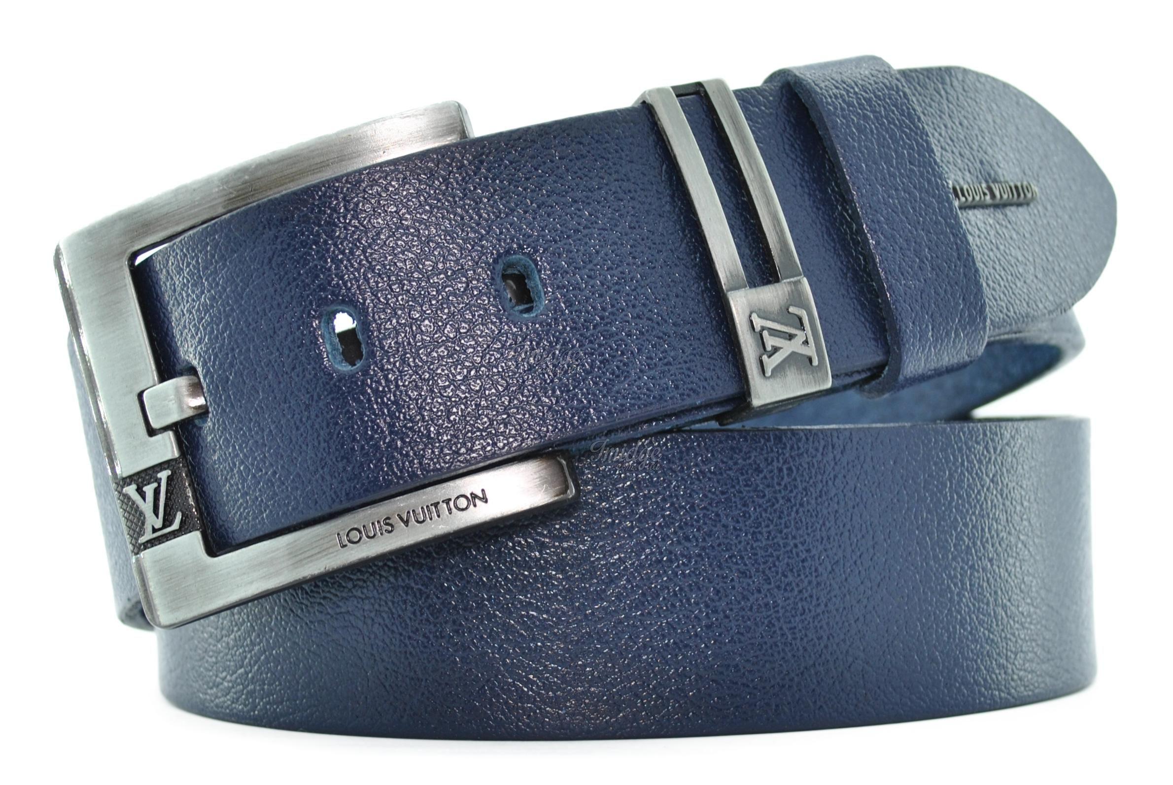 Кожаный ремень Louis Vuitton №B0903
