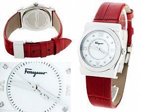 Женские часы Salvatore Ferragamo  №N1888