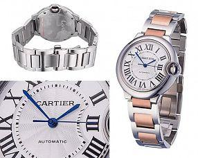 Унисекс часы Cartier  №MX3763