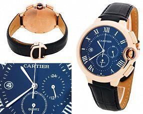 Мужские часы Cartier  №N2071