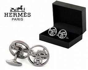 Запонки Hermes  №439