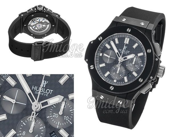 Мужские часы Hublot  №MX3327