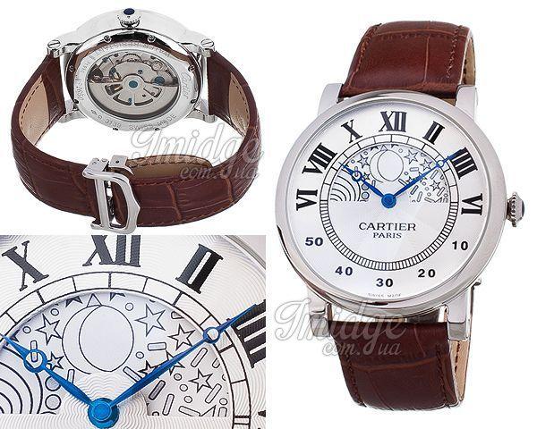 Мужские часы Cartier  №N0463