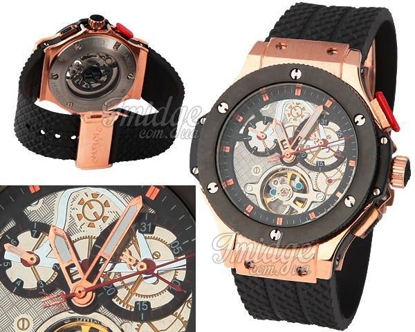 Мужские часы Hublot  №MX0786