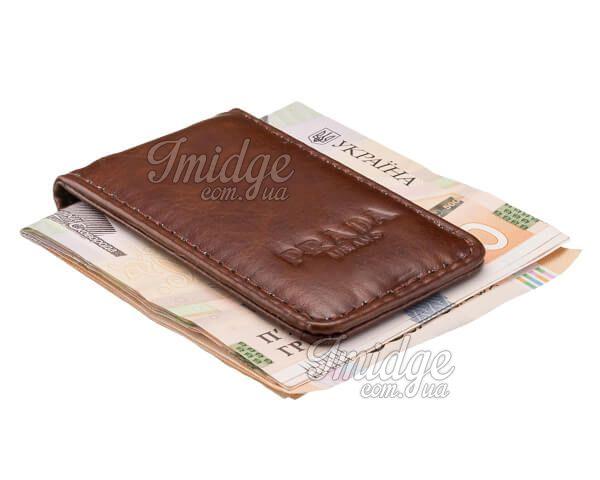 Зажим для денег Prada  Z0037