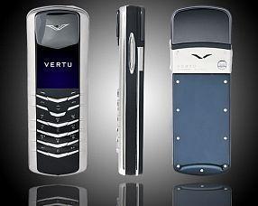 Телефон Vertu Модель Signature Silver HE
