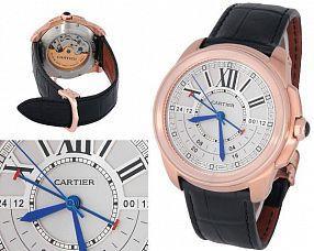 Копия часов Cartier  №N0537