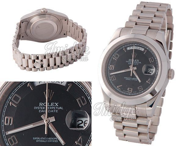 Мужские часы Rolex  №MX0728