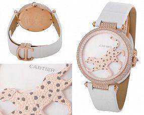 Женские часы Cartier  №N1525