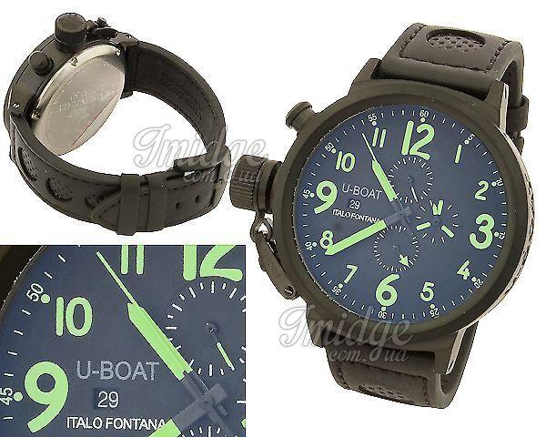 Мужские часы U-BOAT  №P0038
