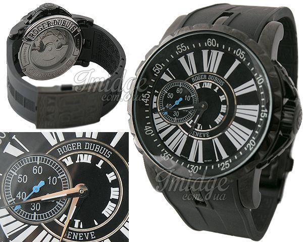 Мужские часы Roger Dubuis  №N0254