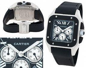 Мужские часы Cartier  №N2072