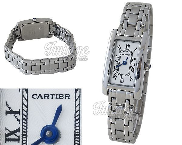 Женские часы Cartier  №C0079