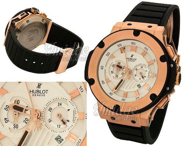 Мужские часы Hublot  №N0079