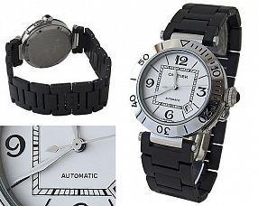 Мужские часы Cartier  №H0632