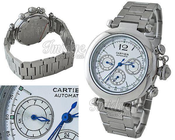Копия часов Cartier  №C0189