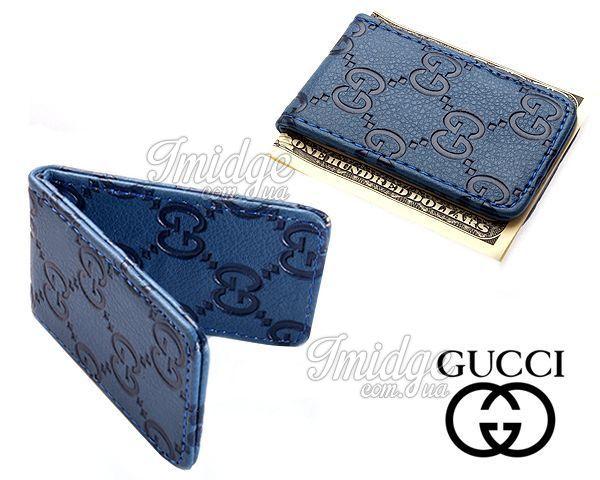 Зажим для денег Gucci  Z0003