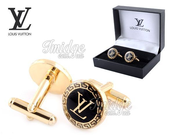 Запонки Louis Vuitton  №384
