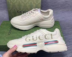 Кроссовки Gucci  №F245