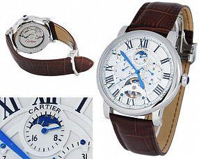 Мужские часы Cartier  №N0105