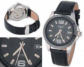 Мужские часы Longines  №N0761