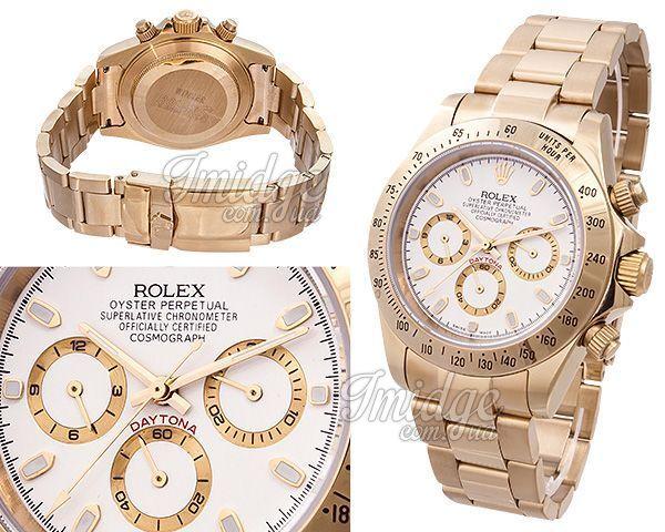 Мужские часы Rolex  №MX2934