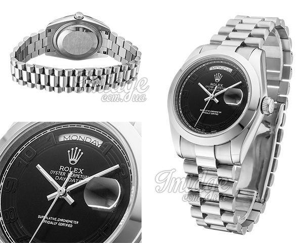 Унисекс часы Rolex  №MX3322 (референс оригинала 218206-Black)
