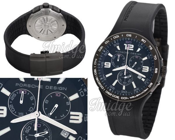 Мужские часы Porsche Design  №MX1555