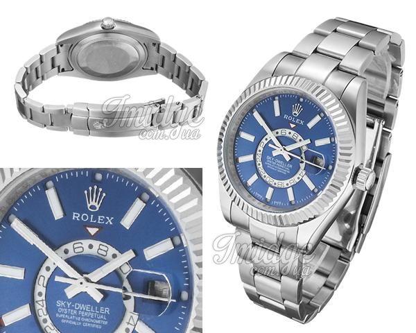 Мужские часы Rolex  №MX3355