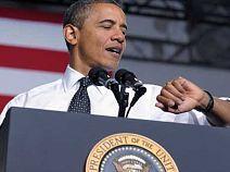Выбор первых: разнотипные часы Барака Обамы