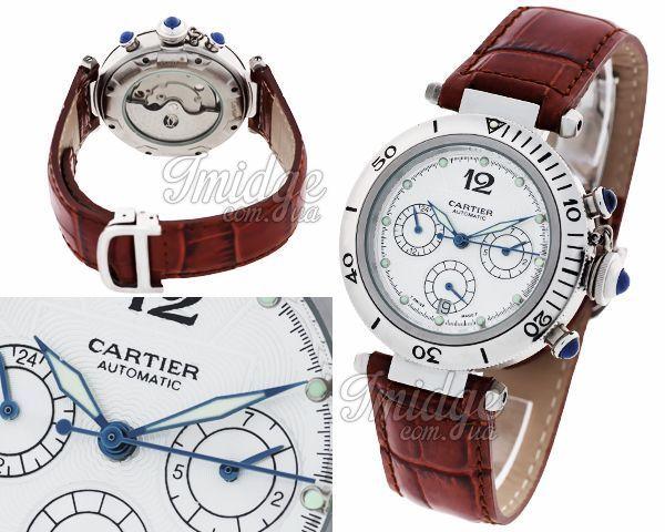 Унисекс часы Cartier  №MX2413