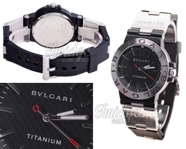 Мужские часы Bvlgari  №MX1137