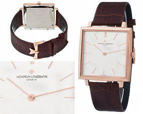 Мужские часы Vacheron Constantin  №MX1628