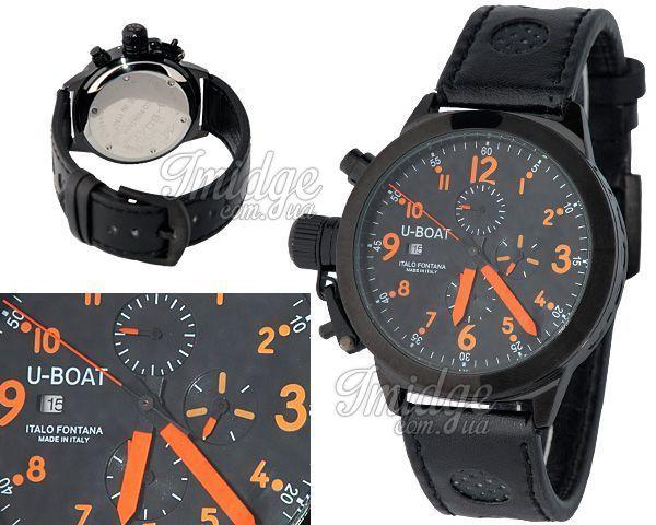 Мужские часы U-BOAT  №MX0399