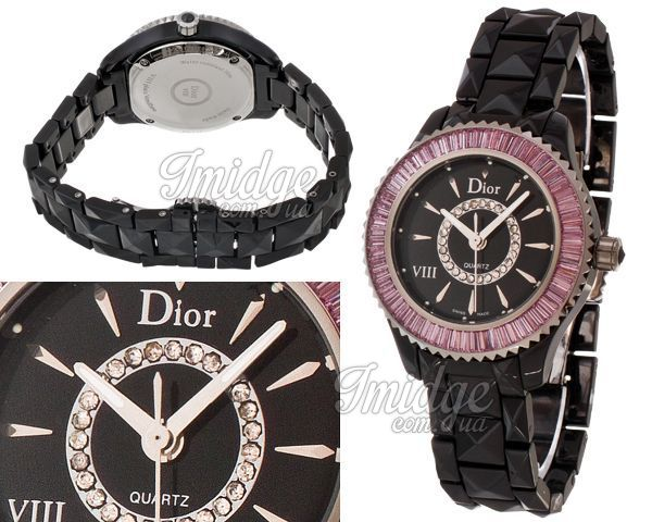 Женские часы Christian Dior  №MX1658