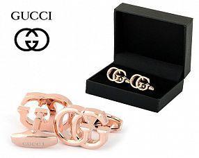 Запонки Gucci  №408