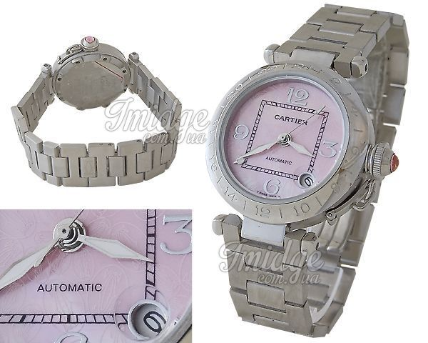 Женские часы Cartier  №C0208-1