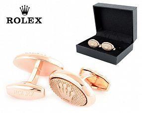 Запонки Rolex  №365
