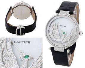 Женские часы Cartier  №N2063