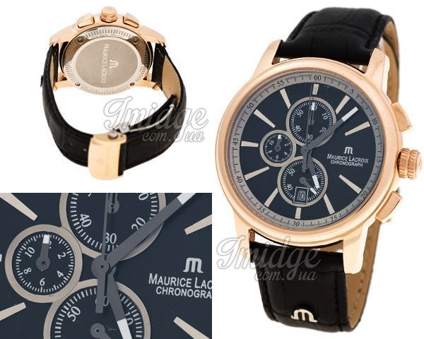 Мужские часы Maurice Lacroix  №MX1036
