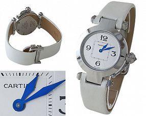Женские часы Cartier  №C0034