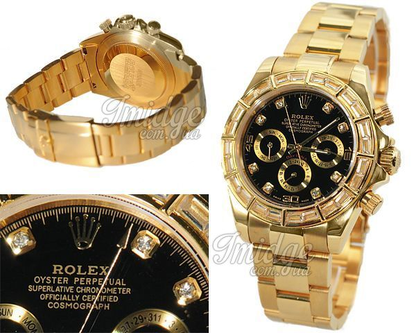 Мужские часы Rolex  №M4396