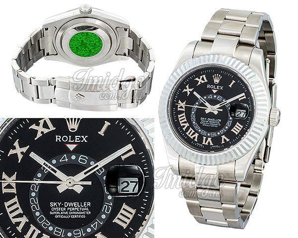Мужские часы Rolex  №MX2961