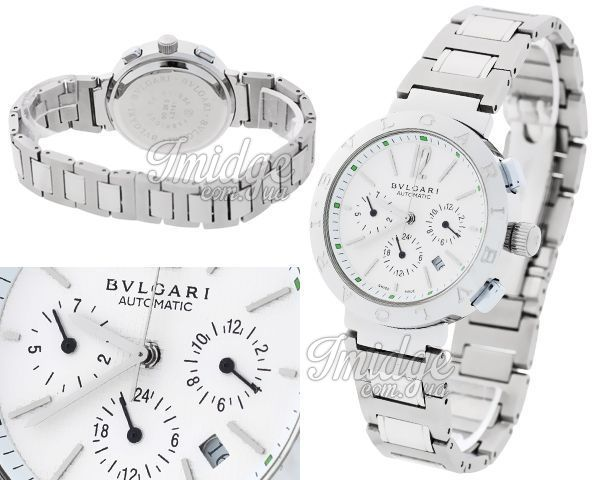 Мужские часы Bvlgari  №MX2726