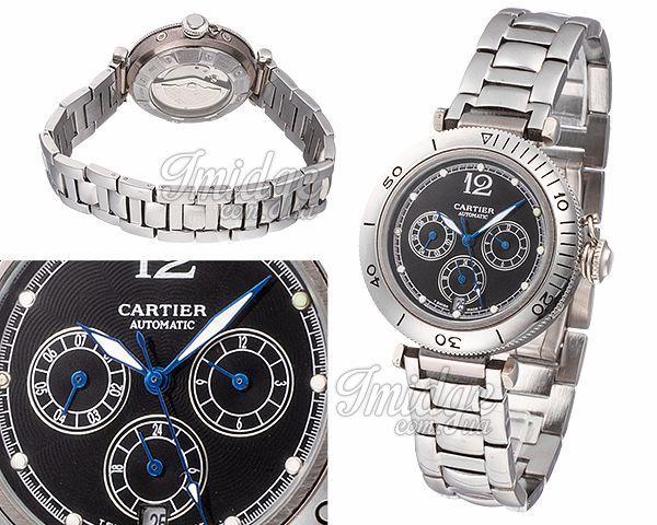 Унисекс часы Cartier  №MX3076