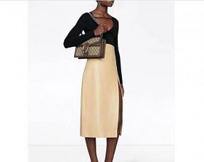 Женская сумка Gucci  №S840