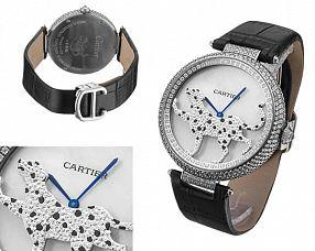 Женские часы Cartier  №MX3397