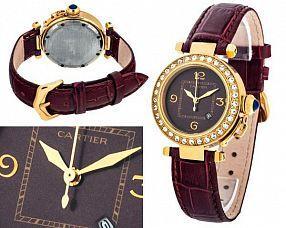 Женские часы Cartier  №MX2016