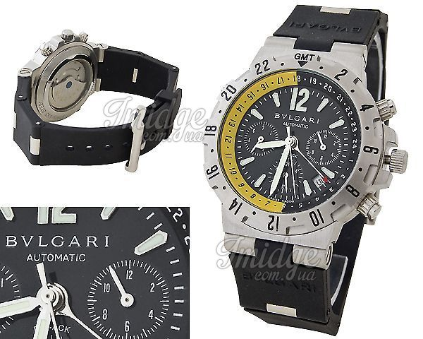 Мужские часы Bvlgari  №MX3167