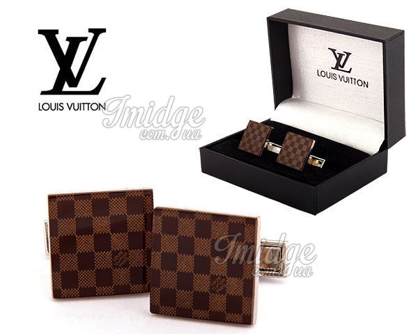 Запонки Louis Vuitton  №320